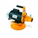 Motor monofasico de acionamento para vibrador de concreto por imersao
