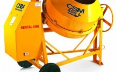 Betoneira CSM Rental 400 litros