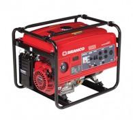Gerador a gasolina Branco B4T-6500L